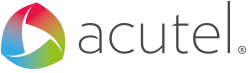 Acutel Logo